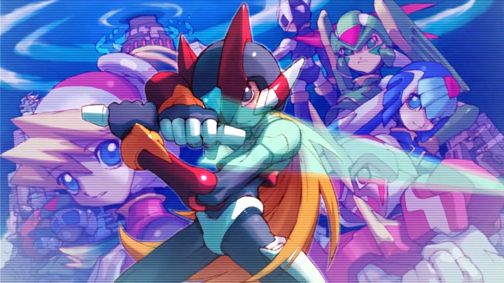 Quelle: Capcom - Mega Man Zero/ZX Legacy Collection