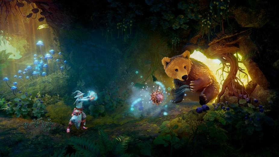 Quelle: Frozenbyte - Trine 4 - Rette den Bären