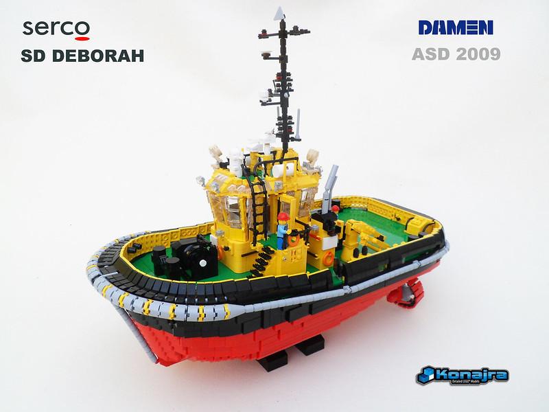 Quelle: Arjan Oude Kotte - Serco Marine SD Deborah