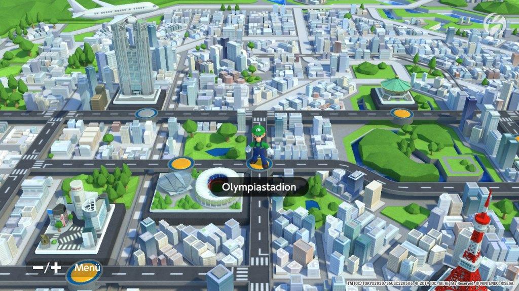 Mario & Sonic bei den Olympischen Spielen: Tokyo 2020 - Tokyo 2020