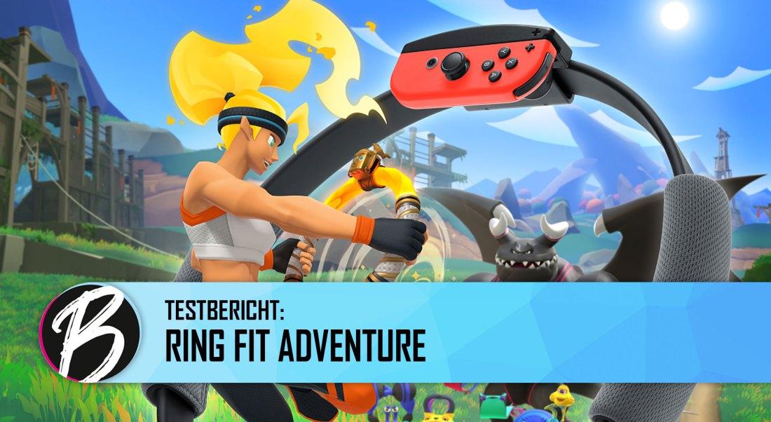 Quelle: Nintendo - Test: Ring Fit Adventure - Jean Reiner Jung