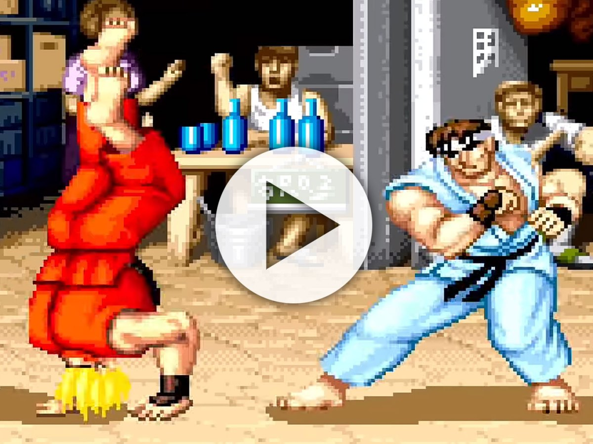 rushBfast: Trailer der Woche - Capcom Home Arcade