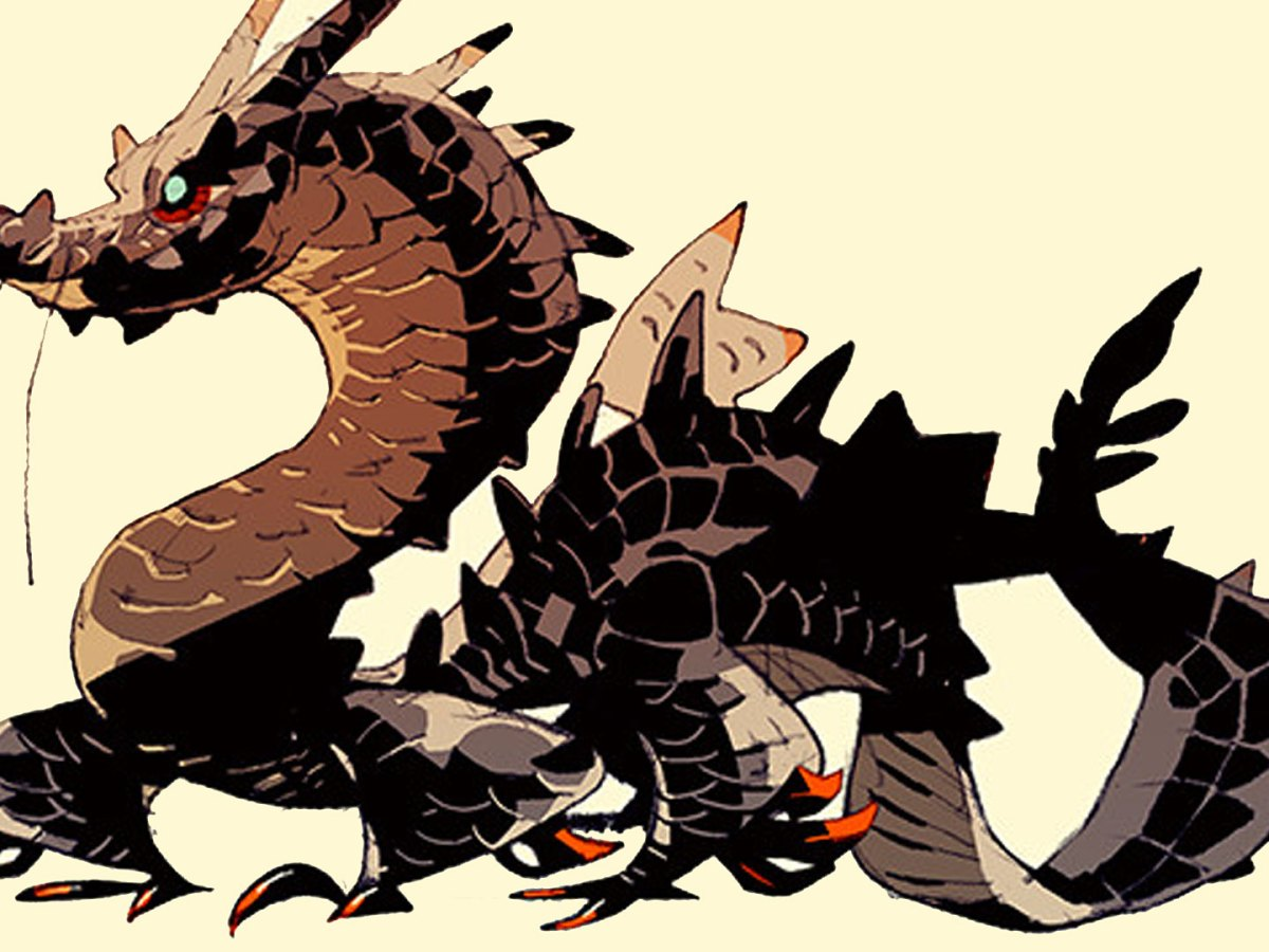 Quelle: Artstation - Satoshi Matsuura - Orient Dragon