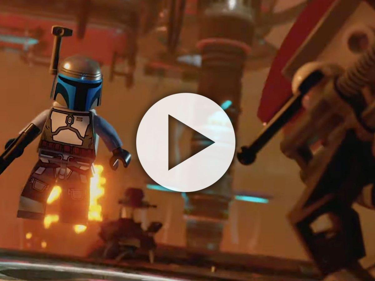 rushBfast: Trailer der Woche - LEGO Star Wars: Die Skywalker Saga