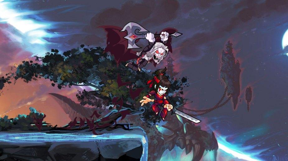 Quelle: Blue Mammoth Games - Brawlhalla