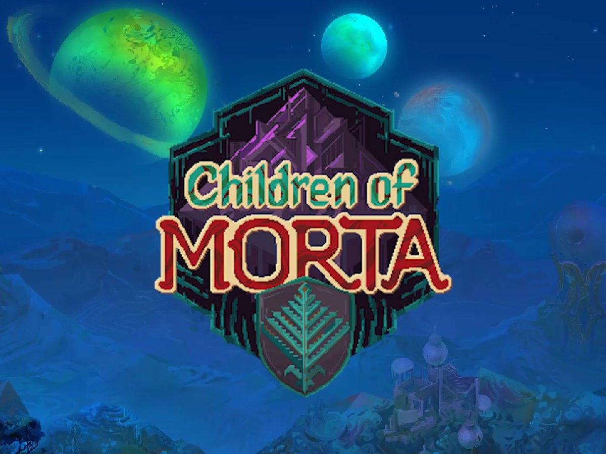 Quelle: 11 bit studios - Children of Morta Artwork