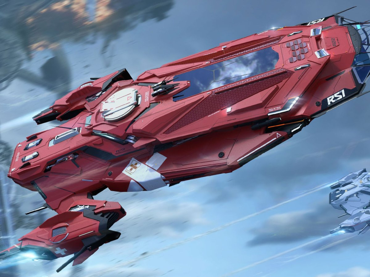 Andrian Luchian - Star Citizen - RSI Apollo
