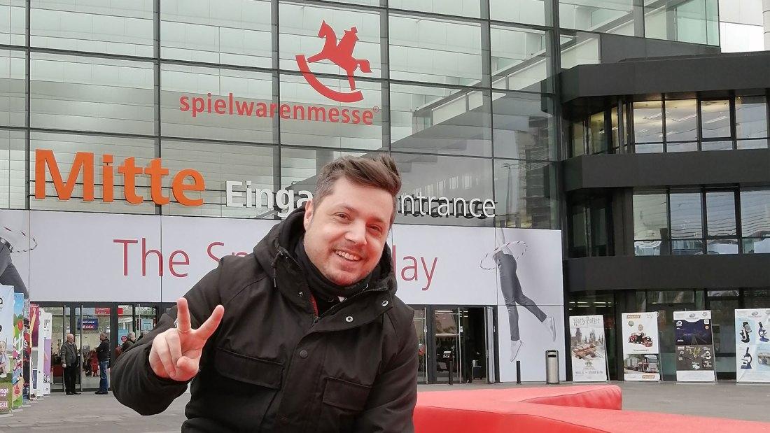 Spielwarenmesse Nürnberg 2020 - Gleich geht es auf Erkundungstour!