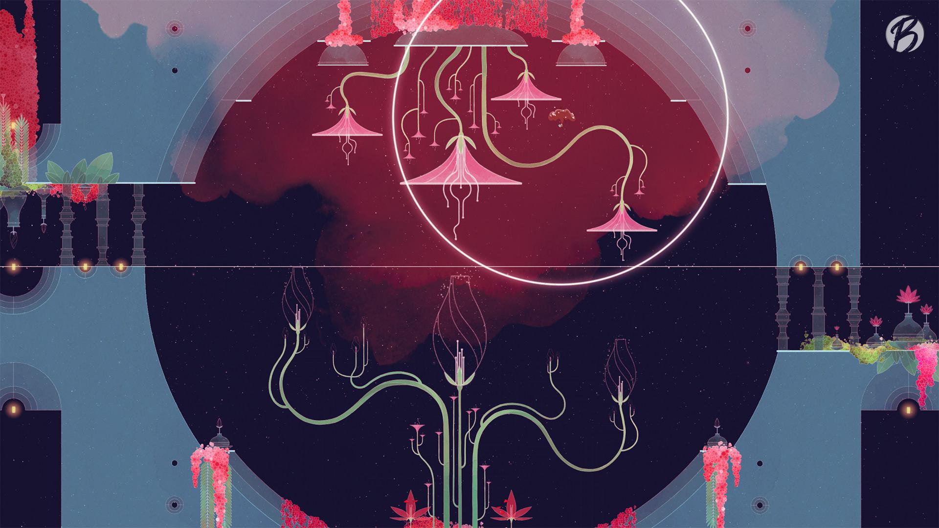 GRIS - Nachdem GRIS ihre Stimme wiedererlangt, erweckt diese die Welt um sie herum wieder zum Leben.