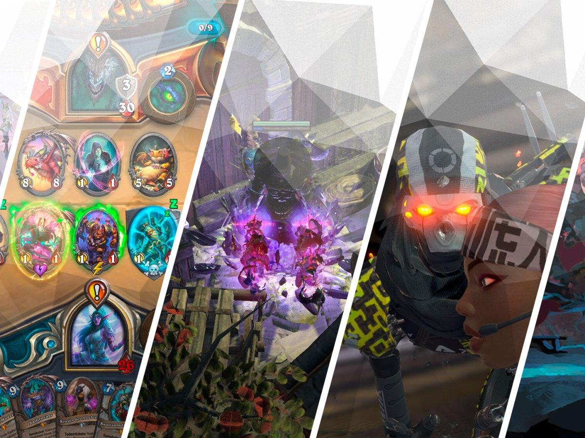 rushBfast - Free-to-Play Spiele (März 2020)