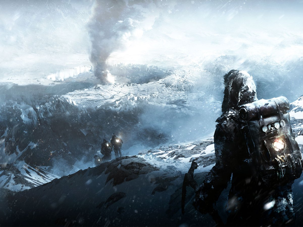 Quelle: 11 bit studios - Frostpunk - Expedition Artwork