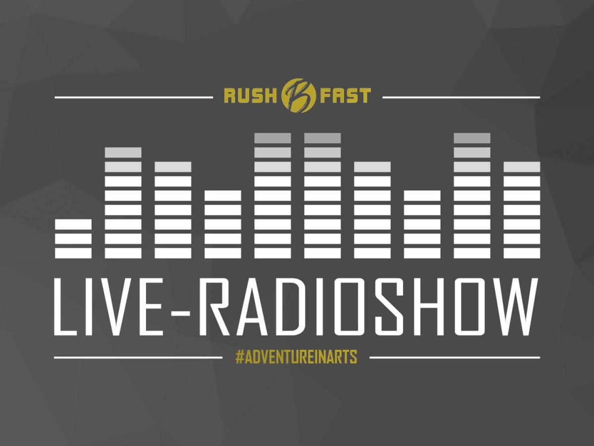 rush'B'fast - Gamers Lifestyle - Radioshow bei ZuSa - 29/02/2020
