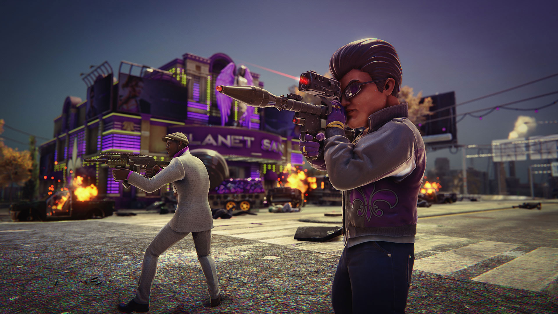 Quelle: Deep Silver - Saints Row: The Third Remastered