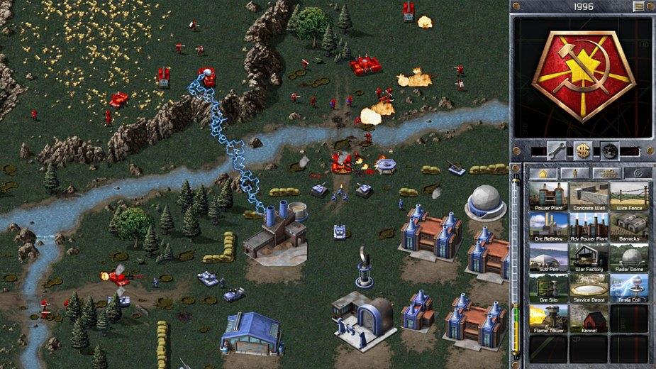 Quelle: EA - Command & Conquer Remastered