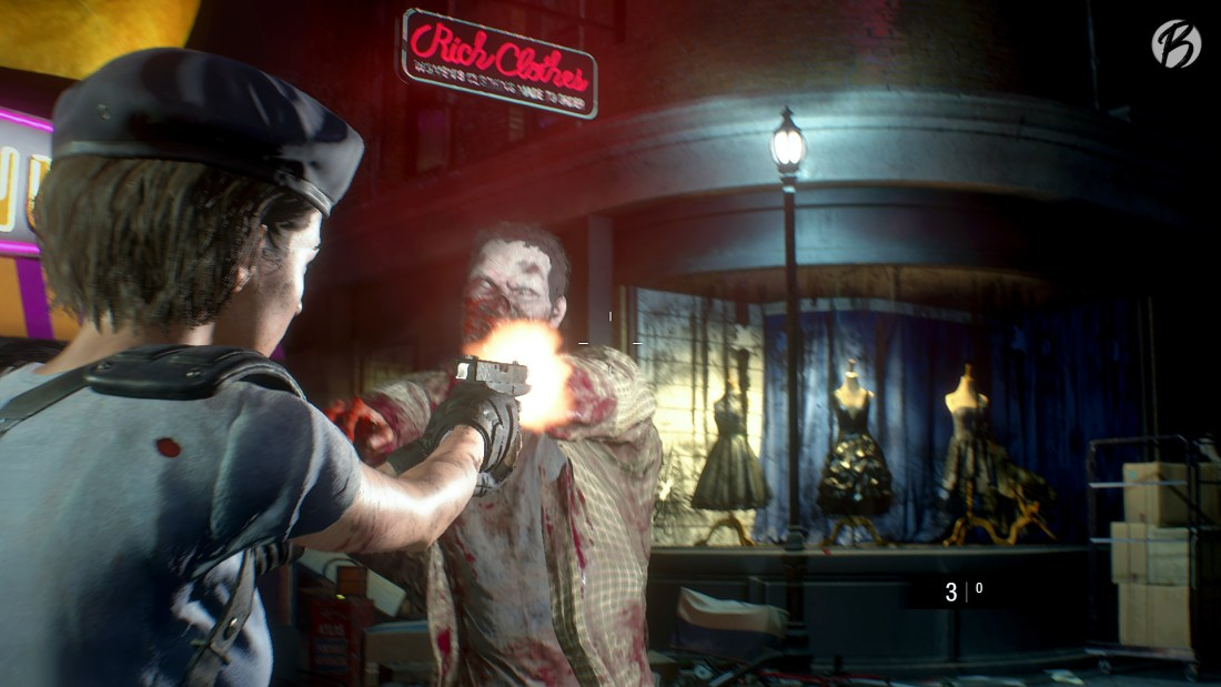 Resident Evil 3 (Remake) - Rich Clothes