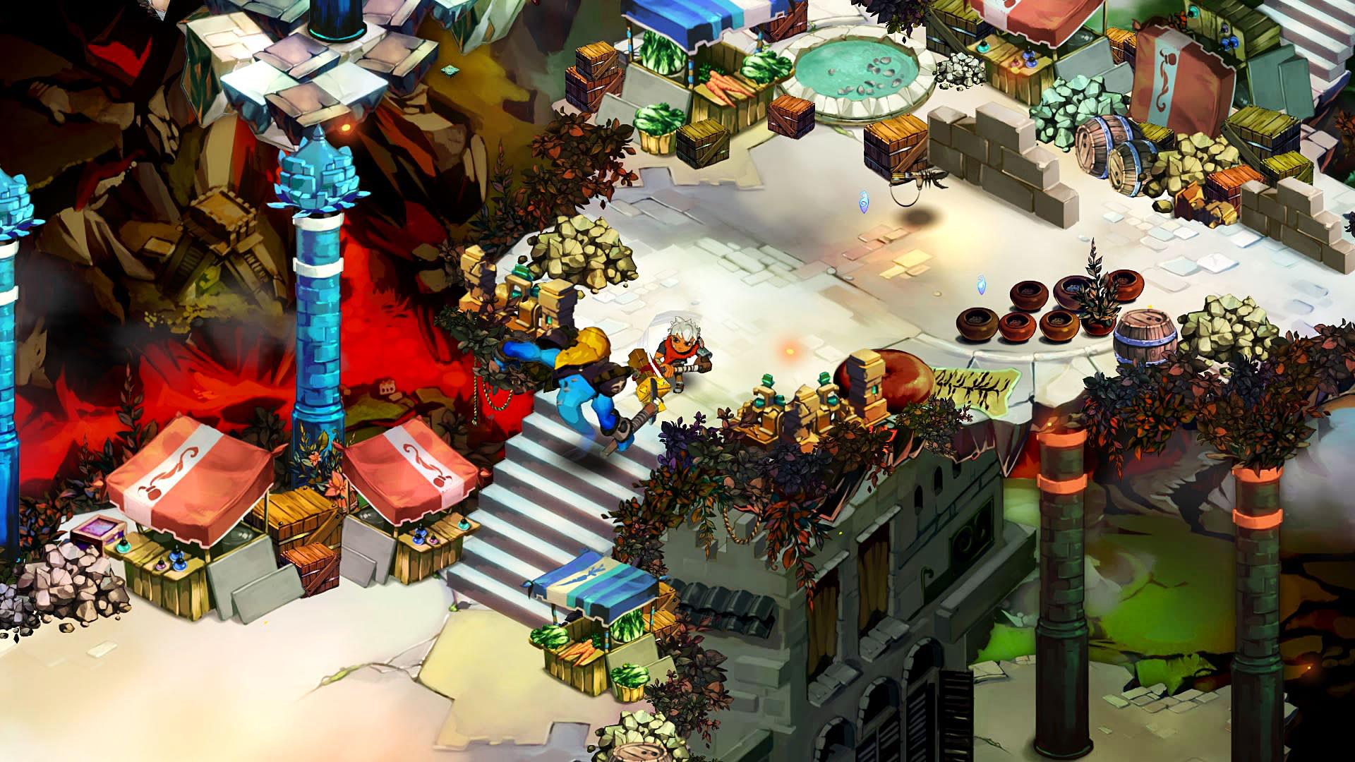 Quelle: Supergiant Games - Bastion