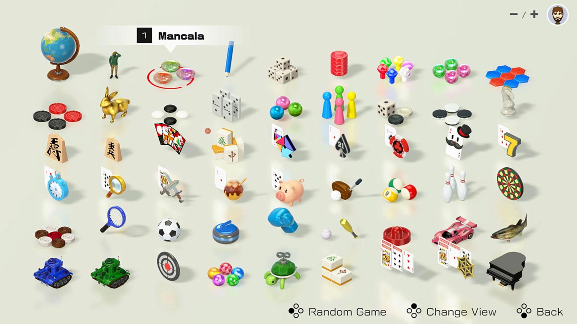 Quelle: Nintendo - Clubhouse Games: 51 Worldwide Classics