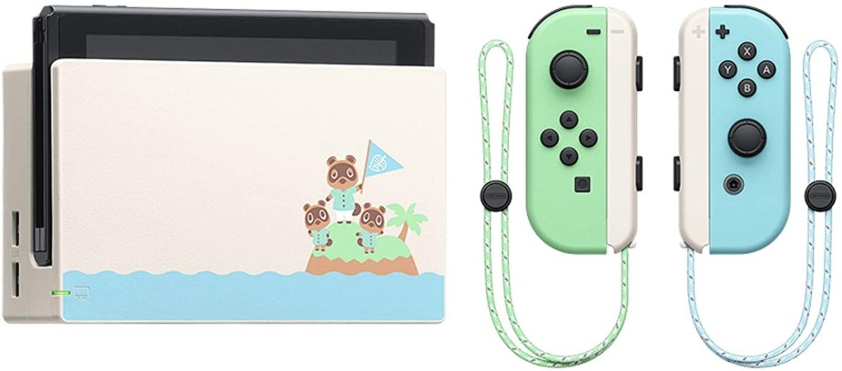 Quelle: Nintendo - Nintendo Switch: Animal Crossing: New Horizons - Limited Edition
