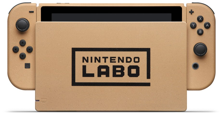Quelle: Nintendo - Nintendo Switch: LABO - Limited Edition
