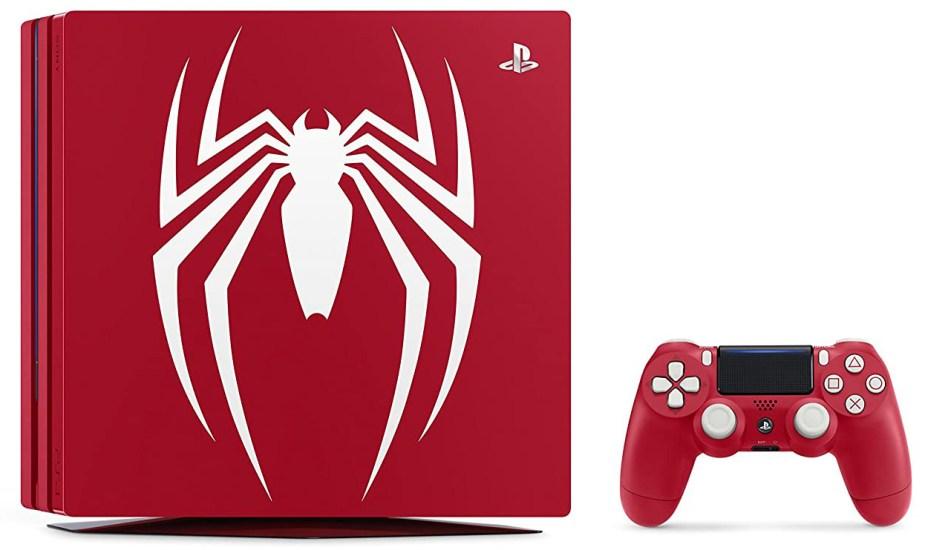 Quelle: Sony - PlayStation 4 Pro - »Marvel's Spider Man« Bundle