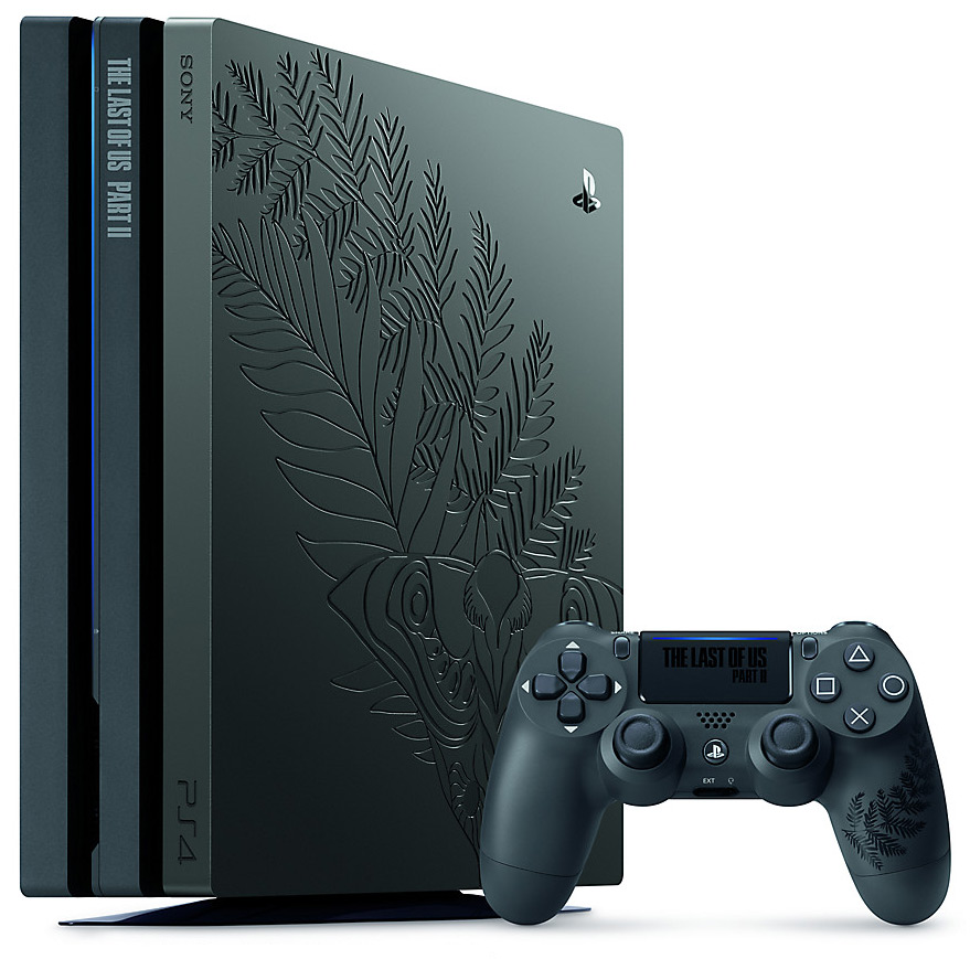 Quelle: Sony - PlayStation 4 Pro - »The Last of Us Part II« Limited Edition Bundle