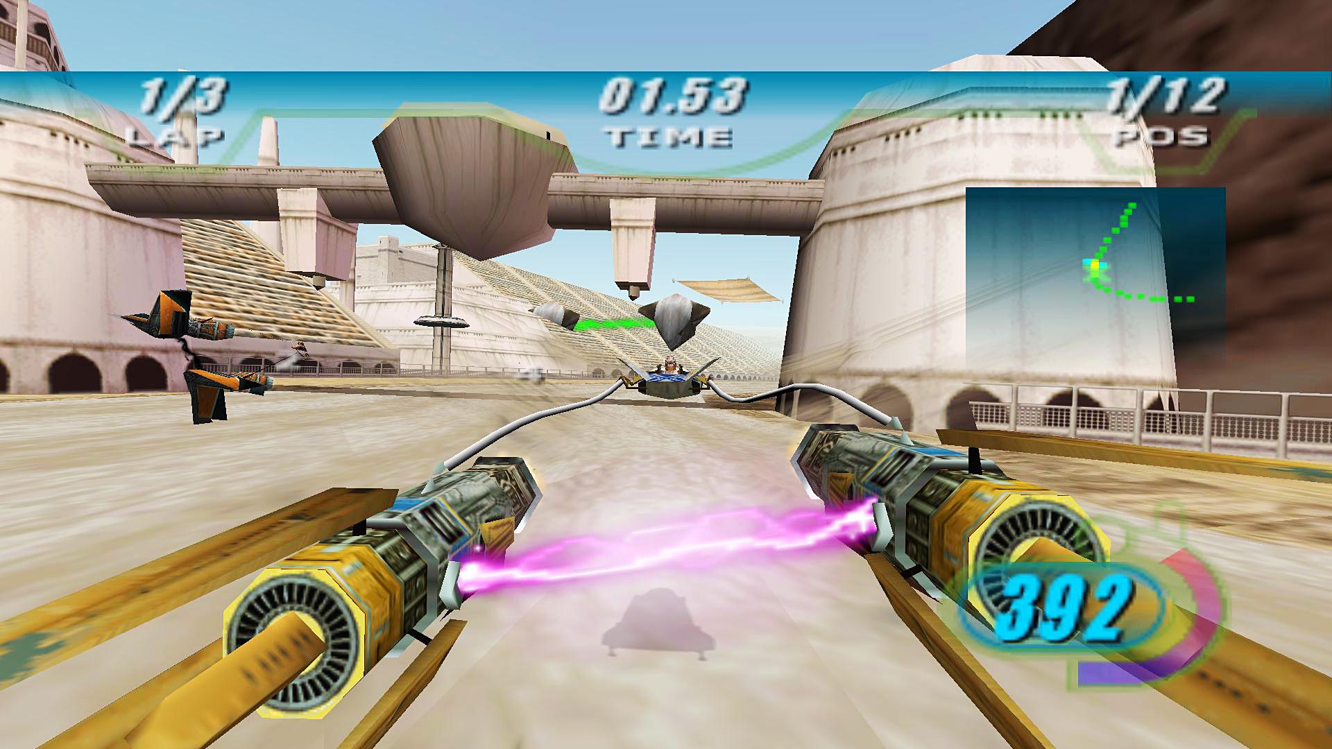 Quelle: Steam - STAR WARS Episode I: Racer