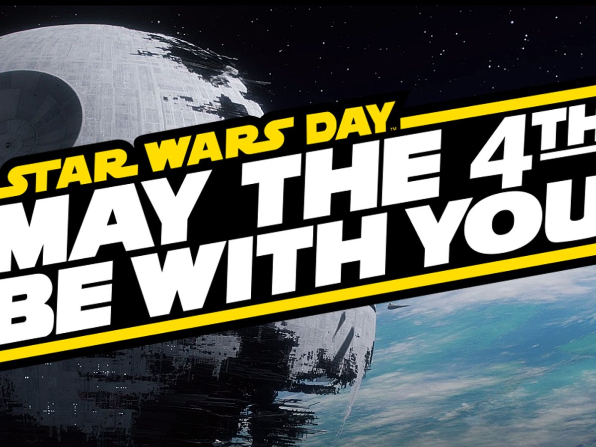 Quelle: EA/Wikipedia - Star Wars Day
