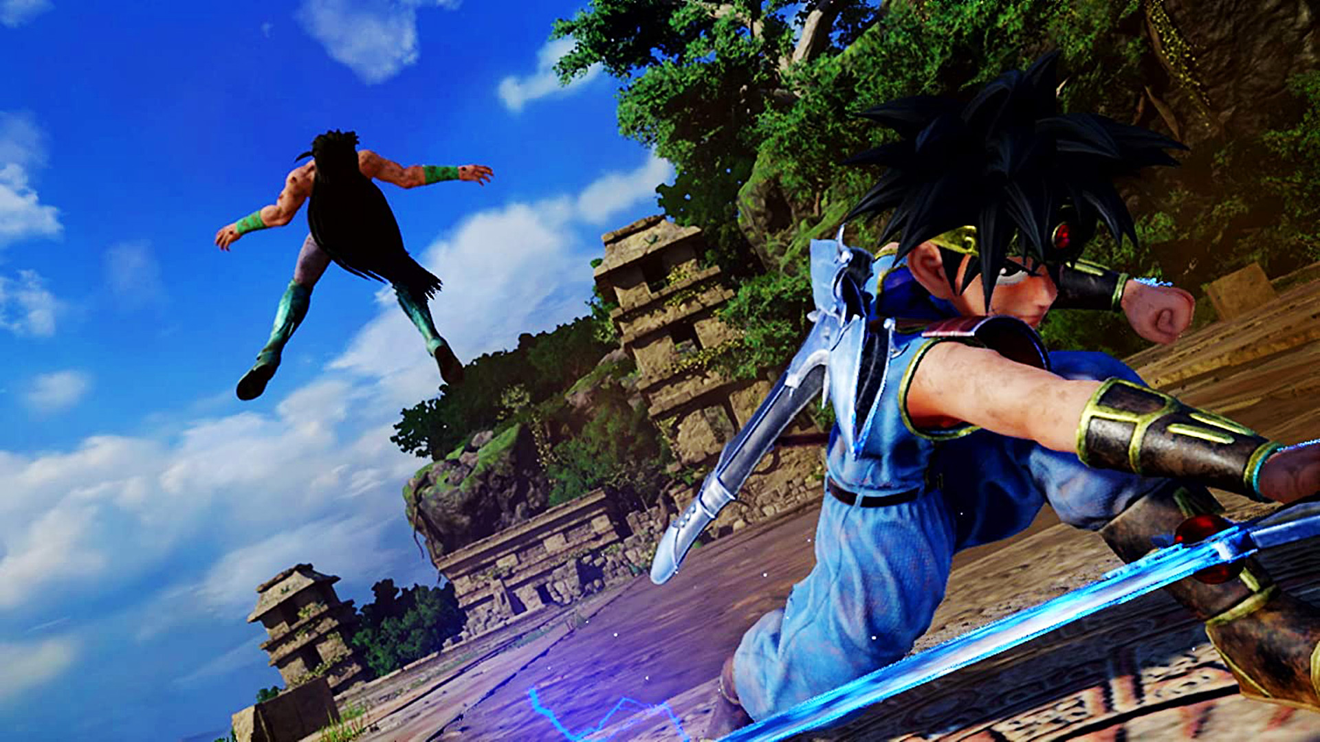Quelle: Bandai Namco Entertainment - Jump Force