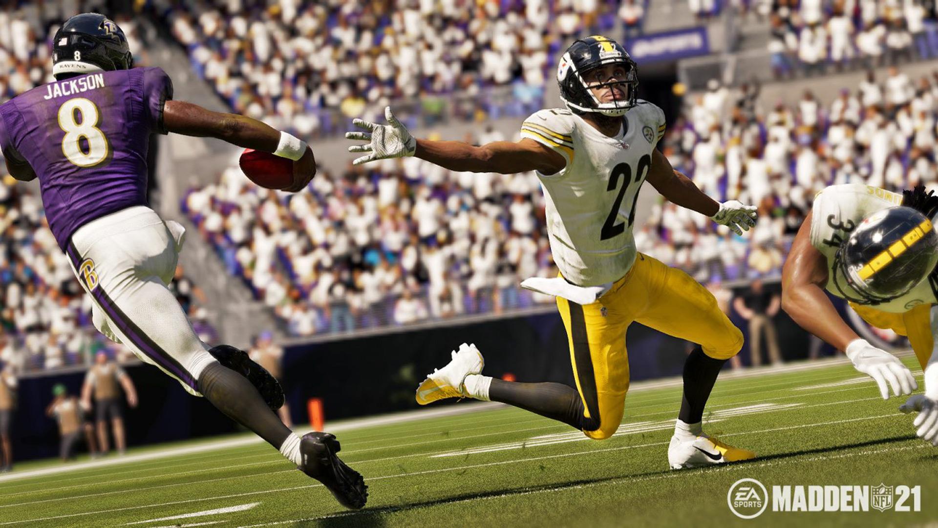 Quelle: EA - Madden NFL 21