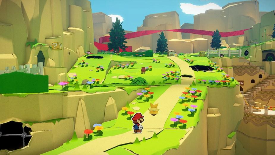 Quelle: Nintendo - Paper Mario: The Origami King