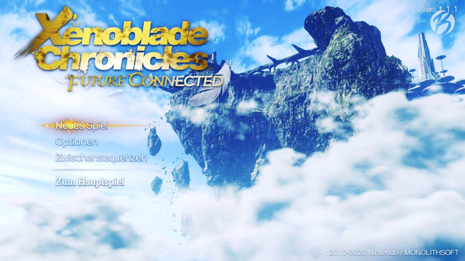Xenoblade Chronicles: Definitive Edition (Future Connected) - Neue Erweiterung