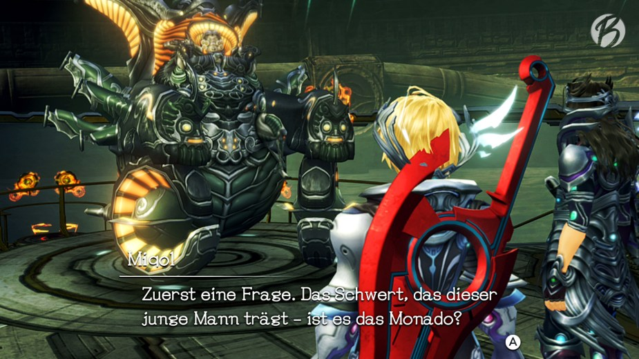 Xenoblade Chronicles: Definitive Edition - Das Charakterdesign ist genial.