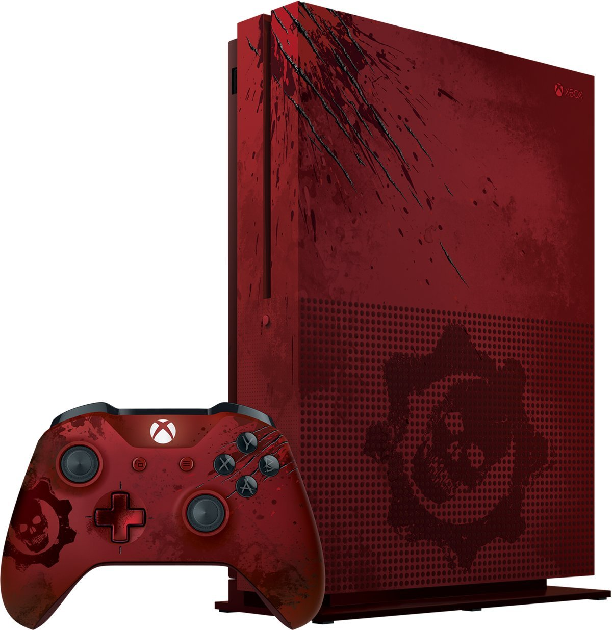 Quelle: Microsoft - Xbox One S 2 TB Gears of War 4 Limited Edition