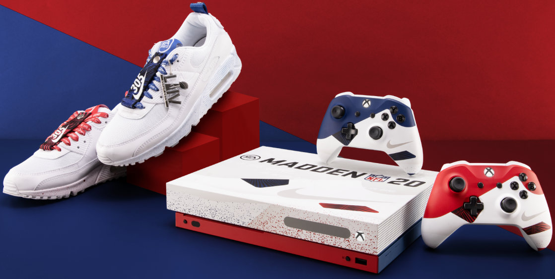 Quelle: EA - Xbox One X EA Nike Madden NFL 20 Limited Edition