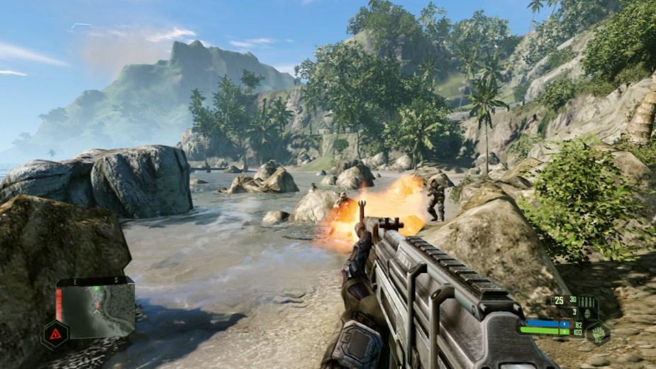 Quelle: Crytek - Crysis Remastered (Nintendo Switch Version)