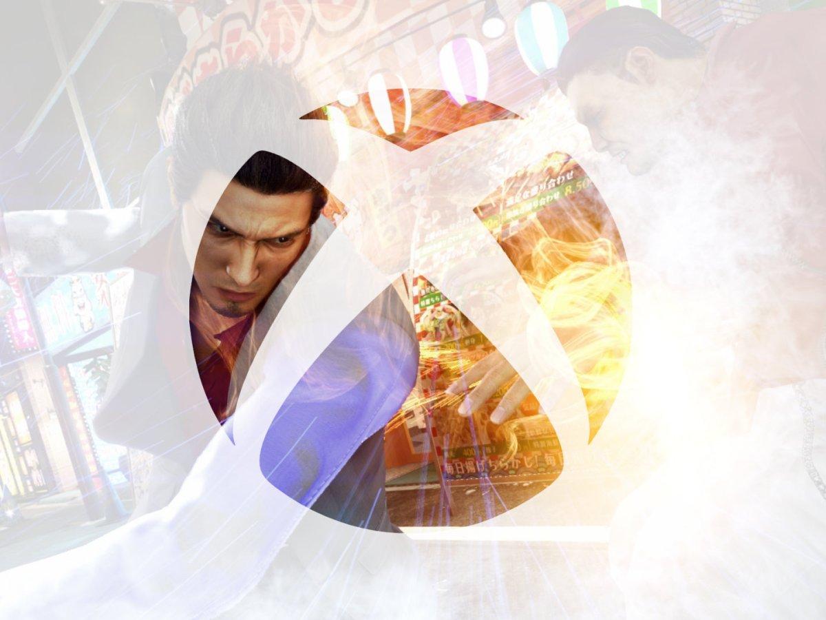 Xbox Game Pass Ultimate - Yakuza Kiwami 2