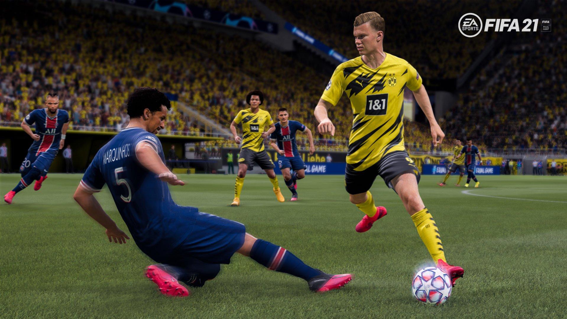 Quelle: EA - FIFA 21