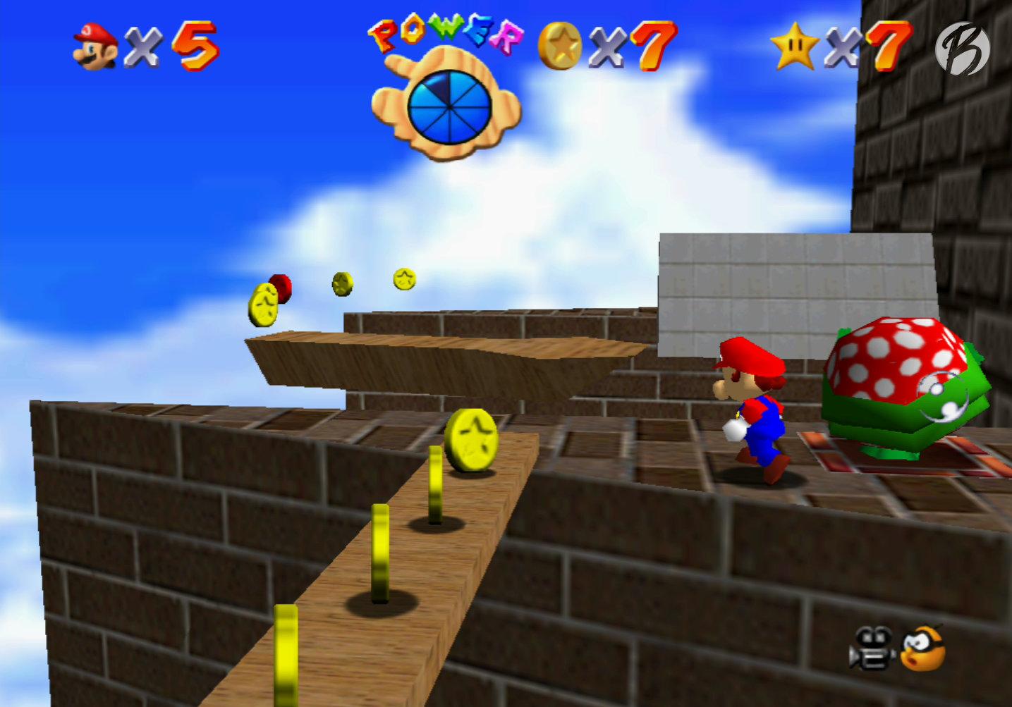 Super Mario 3D All-Stars - Super Mario 64 - Nicht aufwecken!