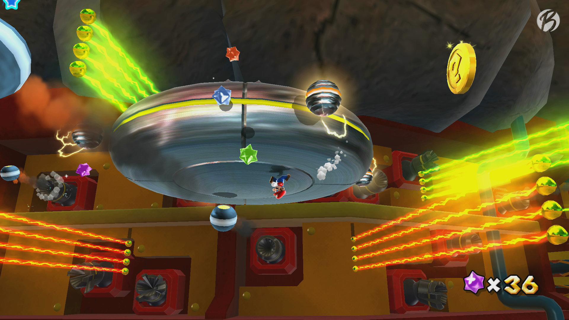 Super Mario 3D All-Stars - Super Mario Galaxy - Die Welt steht Kopf