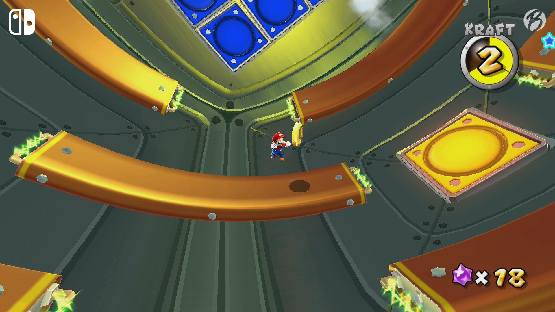 Super Mario 3D All-Stars - Super Mario Galaxy - Vergleich: Nintendo Switch