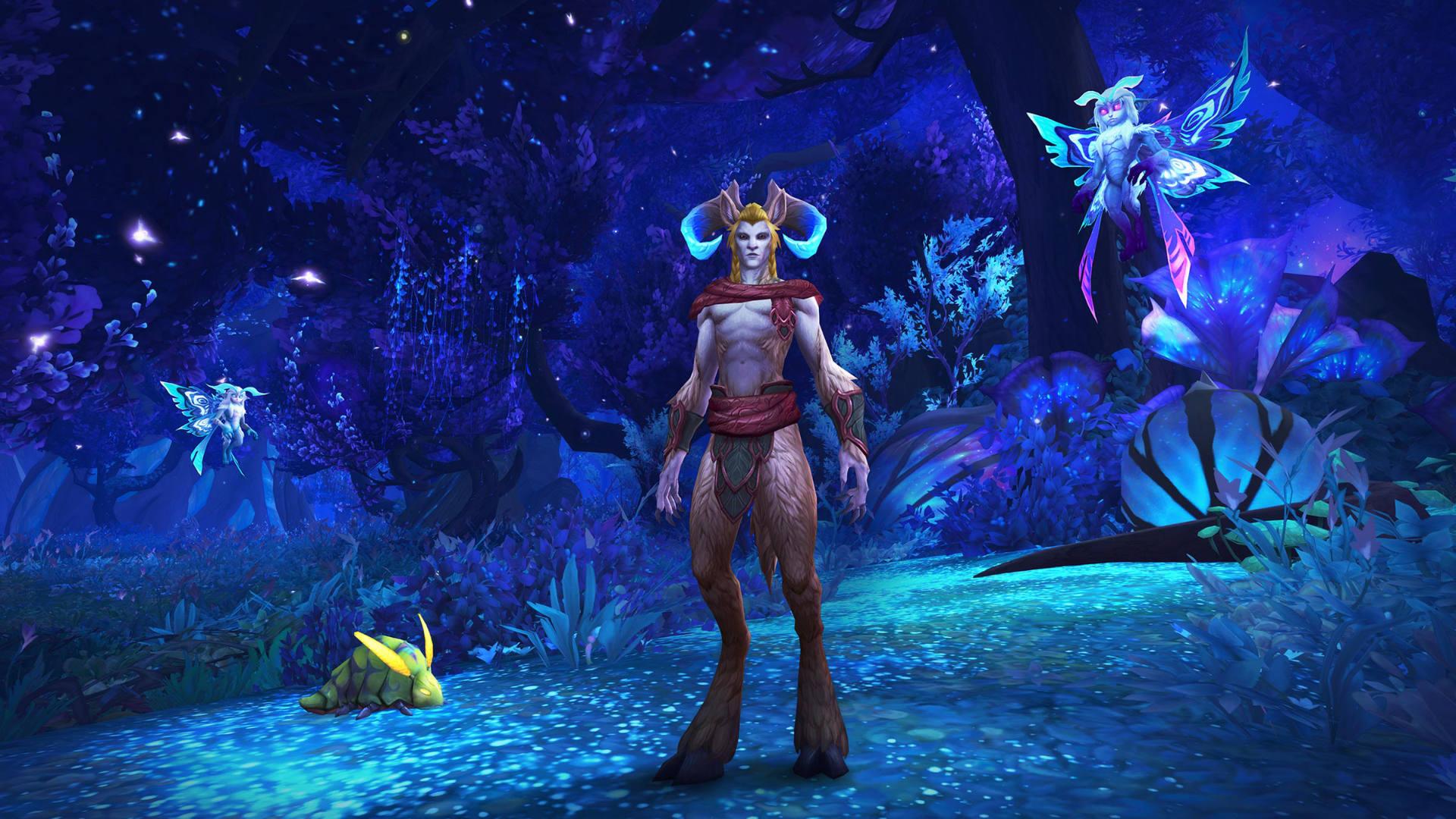 Quelle: Blizzard - World of Warcraft: Shadowlands