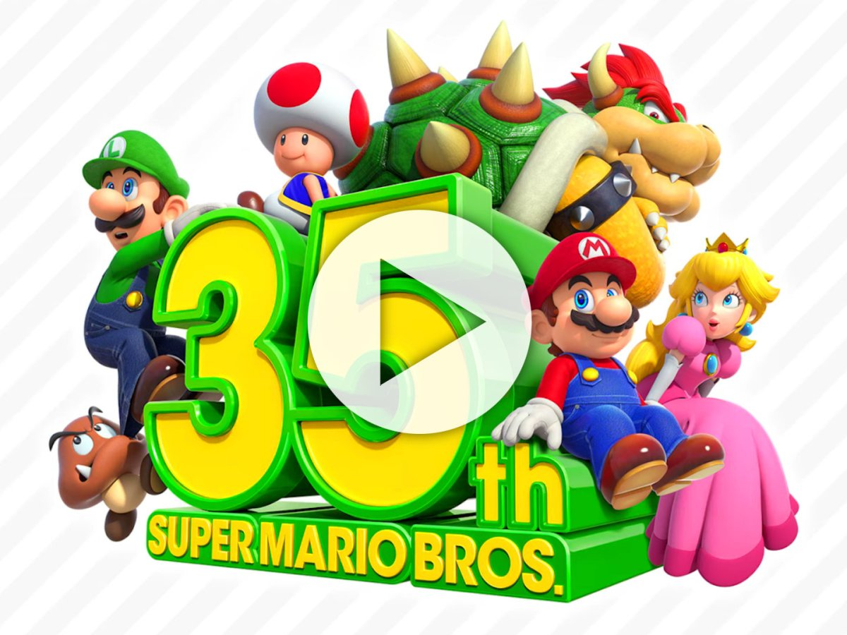 Quelle: Nintendo - Super Mario Bros. 35th Anniversary Direct