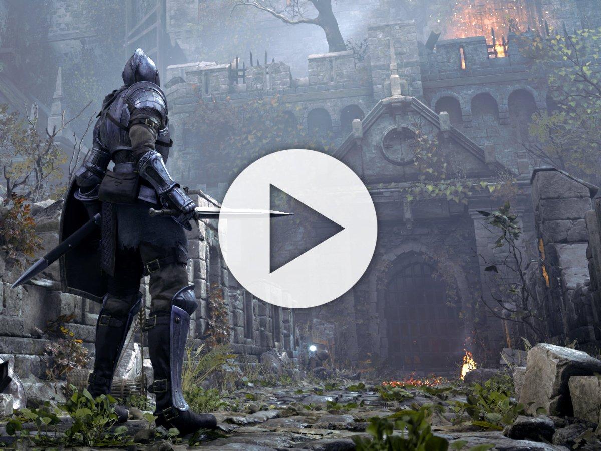 Quelle: Sony Interactive Entertainment - Demon's Souls