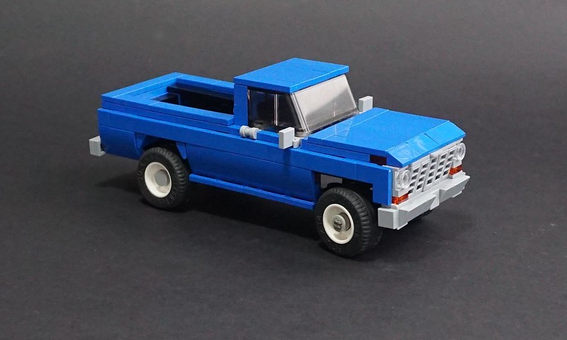 Jonathan Elliott - LEGO 1978 Ford F-150 4x4