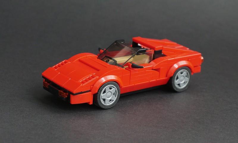 Jonathan Elliott - LEGO 1979 Ferrari 308 GTS
