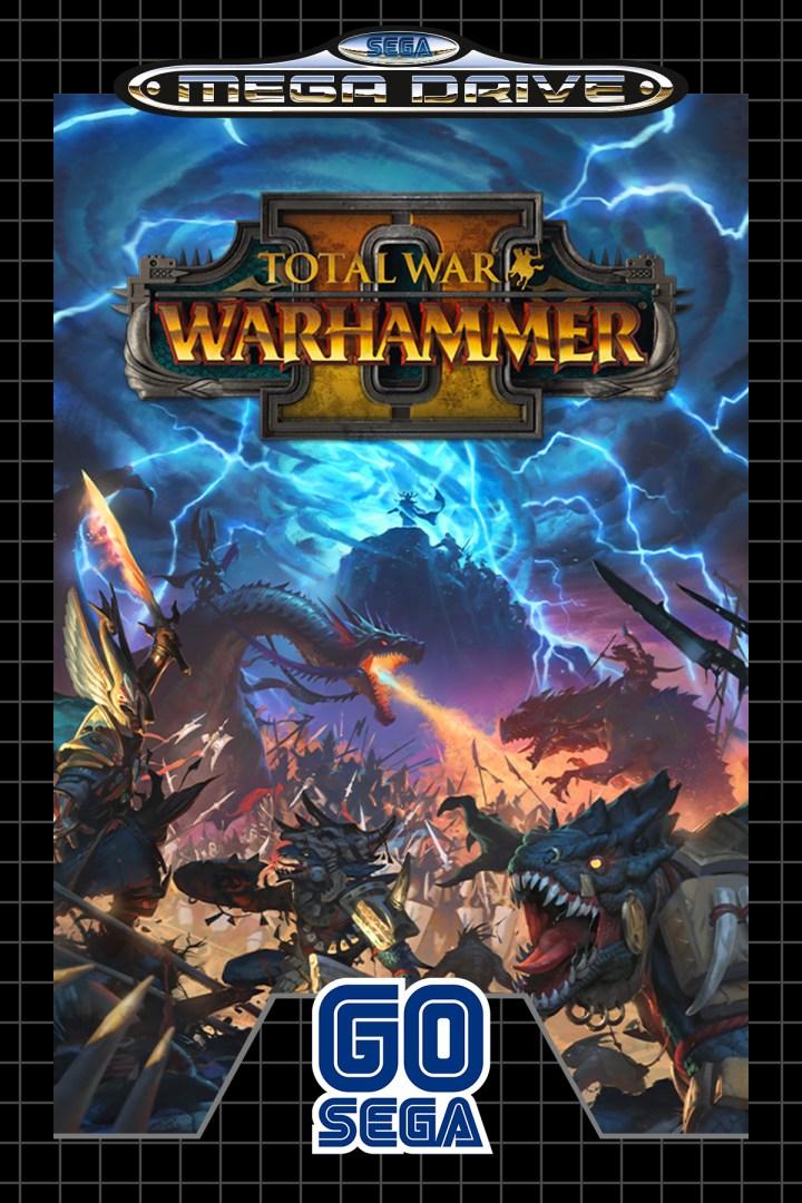 Quelle: SEGA - Total War: Warhammer II (2017) MEGA DRIVE