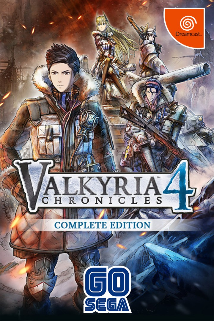 Quelle: SEGA - Valkyria Chronicles 4 (2018) DREAMCAST