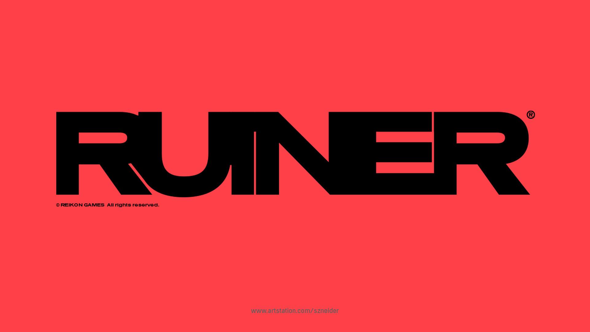 Quelle: artstation - Benedykt Szneider - Logo Design - RUINER