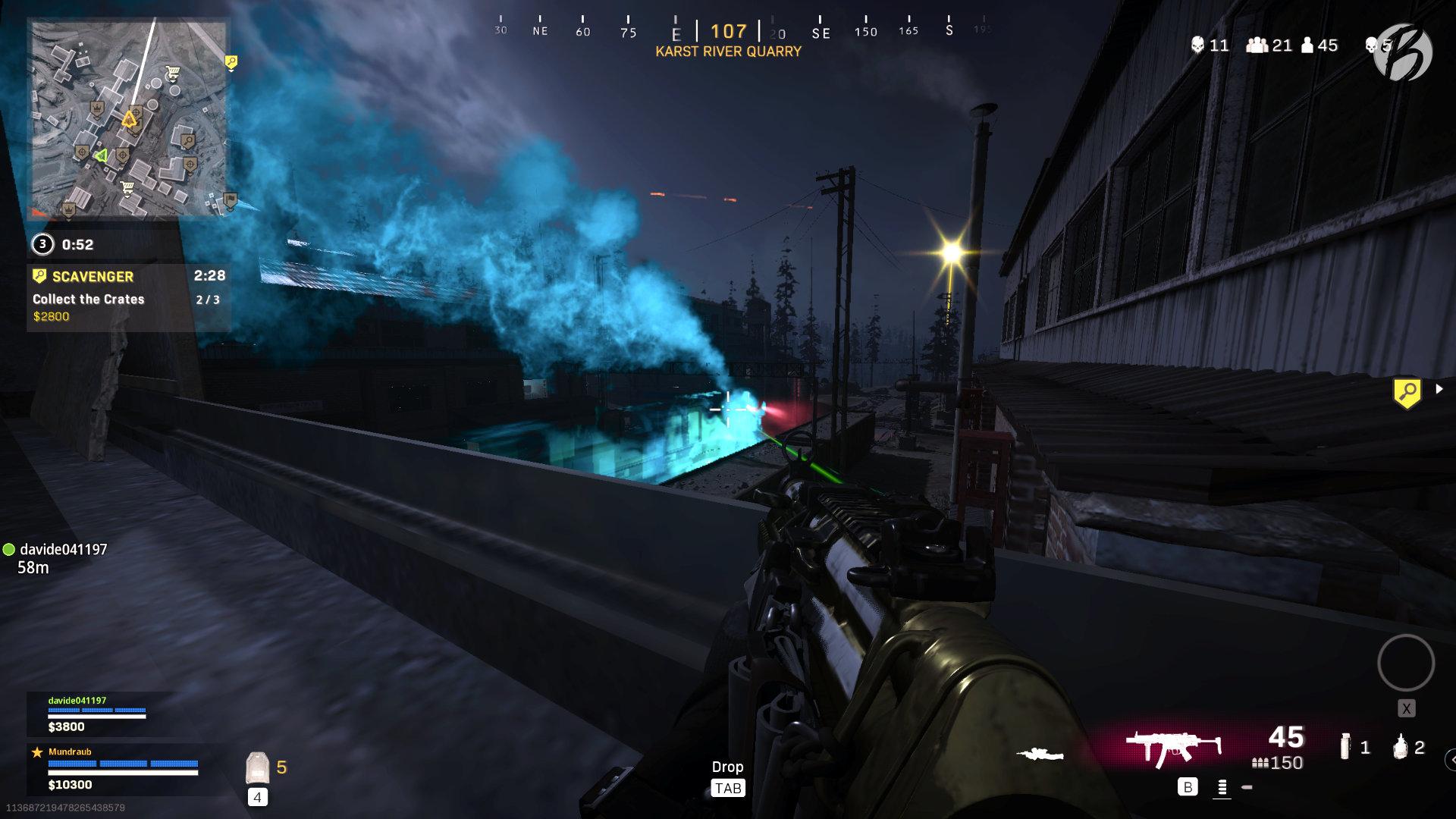 Call of Duty: Warzone - Halloween Event Geisterzug