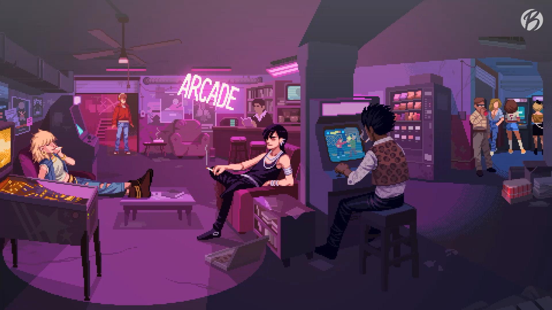 198X - Ein Keller voller Automaten